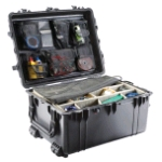 Pelican 1639 Lid Organizer for 1630 Case