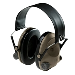 Peltor SoundTrap Slim Line Electronic Headset with Audio Jack