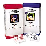 Body Fluid Clean Up Kit (10 Unit) in Plastic Box