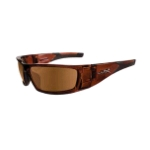 Wiley-X DRAPHT Sunglasses/Polarized Bronze Brown/Liquid Maple