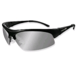 Wiley X B-2P BP/Clear/Polarized Smoke w/Case