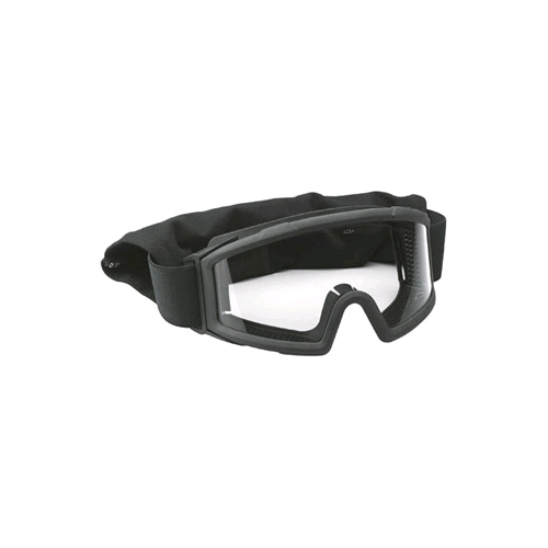 Peltor WartHog Tactical Goggles, Gray/Clear Lens, Desert Tan