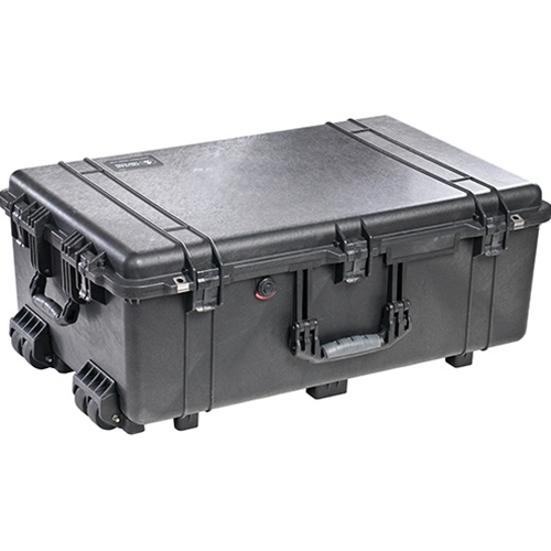 Pelican™ 1650 Case with Foam in Stock & On Sale | Pelican 1650 Case with Wheels &  Pull Handle | Camera Case, Travel Case, Gun Case