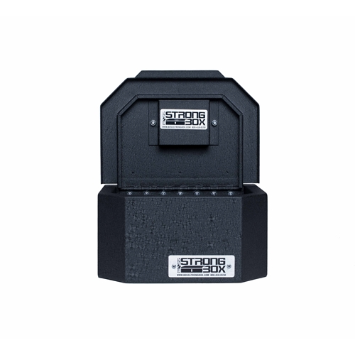"BOSS StrongBox - Top Loader (10""W x 8""D x 5""H)"