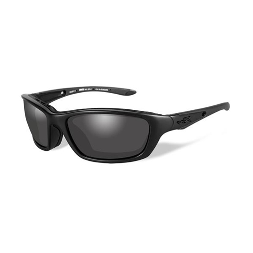Wiley X Brick Sunglasses Grey Lens/Matte Black Frame
