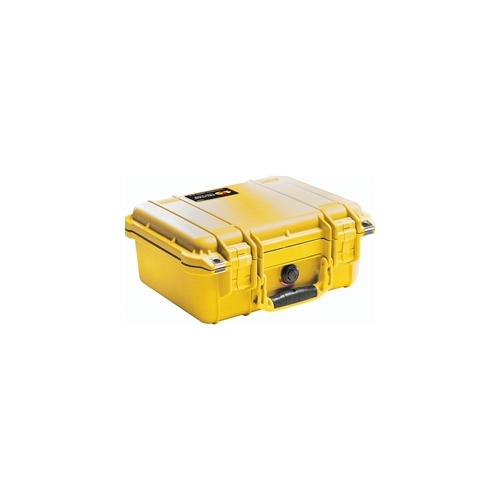 Pelican™ 1400 Case with Foam (Yellow)