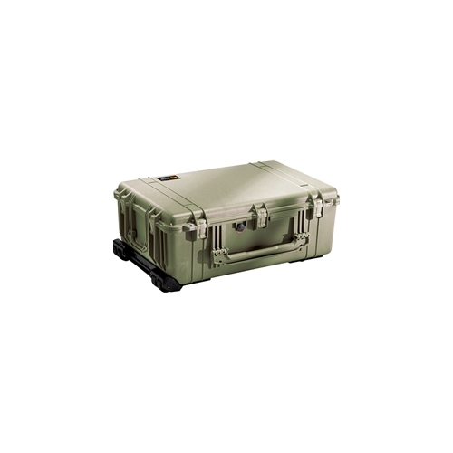 Pelican™ 1650 Case with Padded Dividers (OD Green) in Stock
