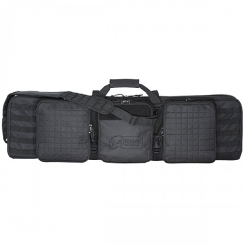 "Voodoo Tactical 42"" Deluxe Lockable Padded Weapon Case"